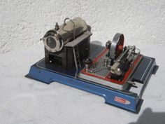 23 Wilesco,Wilesco D 16,Dampfmaschine,Dampfspielzeug,Antikspielzeug,Spielzeug,Altes    eBay Ebay, Electronics, Steam Engine, Antique Toys, Consumer Electronics
