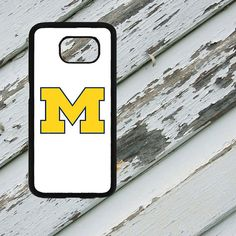 Michigan University White Design on Samsung by EastCoastDyeSub