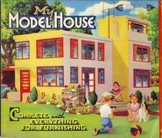 Paper Dolls~My Model House - Bonnie Jones - Picasa Web Albums
