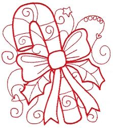 Enchanted Christmas 04 - 2 Sizes! | Christmas | Machine Embroidery Designs | SWAKembroidery.com