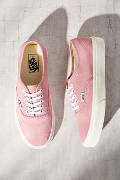 Vans Authentic Vintage Suede Sneaker - Urban Outfitters