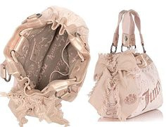 Juicy Couture Dreamin' of Juicy Velour Daydreamer Tote