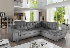 Aberdeen Furniture offers modern home furniture: wardrobes, beds, corner sofa beds, modern living room sets, at the lowest price. Sleeper Sectional, Corner Sectional, Modern Sectional, Corner Sofa, Sofa Couch, Modern Home Furniture, Modern Rustic Interiors, Living Room Sets, Ebay