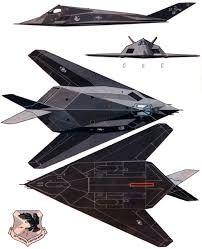 Znalezione obrazy dla zapytania f-117