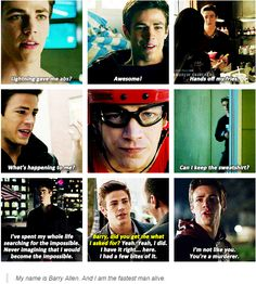 The Flash - Barry Allen I really wanna watch this