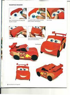 12 mejores imágenes de Fofucha cars  2d9f14cd15b60