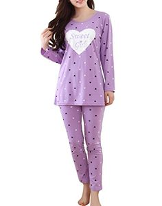 This is so cute, soft and well made. MORE different colors and size+++ sets +++MyFav Girls' Comfy Sleepwear Hearts Shape Pajama Set Swee. Cute Pajama Sets, Cute Pajamas, Girls Pajamas, Cotton Pjs, Girls Sleepwear, Long Pants, Girls Wear, Sweet Girls, Heart Shapes