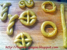 Onion Rings, Easter, Cookies, Ethnic Recipes, Blog, Biscuits, Cookie Recipes, Cookie, Cake