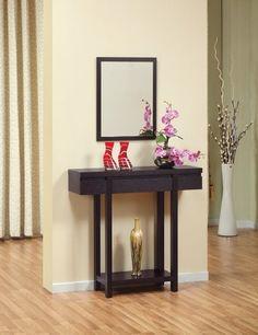 Contemporary Hallway Accent Sofa Table FurnitureMaxx http://www.amazon.com/dp/B008H5Q9P0/ref=cm_sw_r_pi_dp_5LFJwb0KYH927