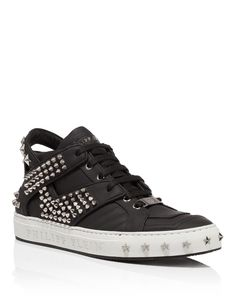 "PHILIPP PLEIN Low Sneakers ""Indeed"". #philippplein #shoes #"