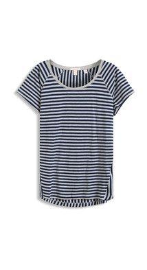 OUTLET stripe t-shirt