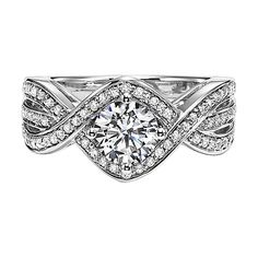 nobody NEEDS a ring this extravagant...................................................but I would sure LIKE one!