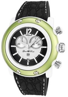 Price:$118.50 #watches Glam Rock GK1108, Add an understated look to your outfit with this unique and detailed Glam Rock watch.