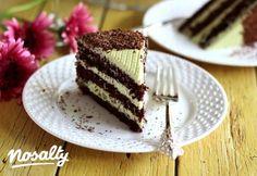 Gluténmentes avokádókrémes csokoládétorta   Nosalty Lidl, Naan, Tiramisu, Cheesecake, Paleo, Ethnic Recipes, Minden, Food, Cheesecakes