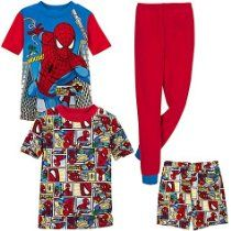 Spider-Man Pajama Sets for Boys Boys Sleepwear, Cotton Sleepwear, Boys Pjs, Kids Outfits, Cute Outfits, Baby Gap Boy, Sleep Set, Disney Merchandise, Big Boys