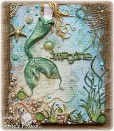 Getting Whimsical with NEW Shimmerz Inklingz! {VIDEO TUTORIAL} http://www.bloglovin.com/frame?post=3028485617&group=0&frame_type=a&blog=649500&frame=1&click=0&user=0 Texture Art, Sea Glass, Whimsical, Shell Crafts, Pebble Art, Pretty, Projects, Videos, Painting