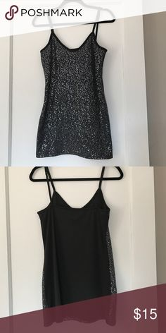 Vanity Sequin Tank Sequin Tank from Vanity, great for layering. Vanity Tops Tank Tops