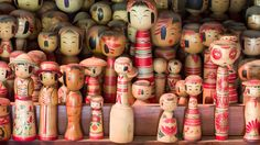 ABOUT Kokeshi | Sendai Traditional Crafts Te to Te to Te