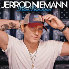 "Jerrod Niemann's new single ""Blue Bandana"""