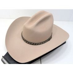 466b153f82e Resistol Cowboy Hat 3X Wool Ranch Tan The Truth Jason Aldean  RWTTRY-2540D4 6625 Resistol Cowboy
