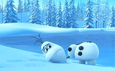 "You feel like you're falling apart sometimes. | Community Post: 19 Signs You're Olaf From ""Frozen"""