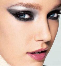 Exotica Fashion: eyebrow makeup