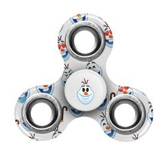 Disney Frozen Fidget Diztracto Three Way Spinner - Printed Olaf **PREORDER - SHIPS IN MID JULY**