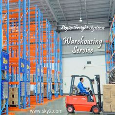 Count on #Sky2c #Freight Services for premium #warehousing services across #United_States and #Canada. http://bit.ly/1jJry3p