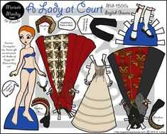 A Lady At Court - #