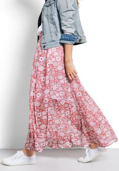 e0a7b6fd0fb Buy Tabitha Maxi Skirt from Hush  A floral maxi skirt is a must this  summer