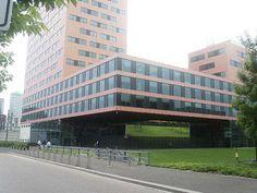 Acanthus kantoor ING Bank Bijlmerdreef Amsterdam Zuidoost
