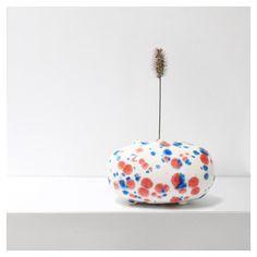 Mike McDowell (Mud Puppy ceramic studio) - Small weed vase [ceramic, 2013]