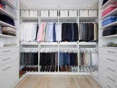 California Closets Walk-ins - closet - minneapolis - California Closets Twin Cities