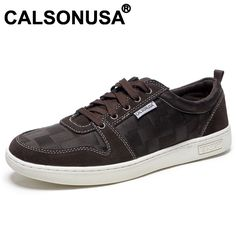Aliexpress.com : Buy CALSONUSA 2013 New Plaid Fashion Mens Flat Shoes Breathable casusal Sneakers from Reliable Sneakers suppliers on CALSONUSA $46.00