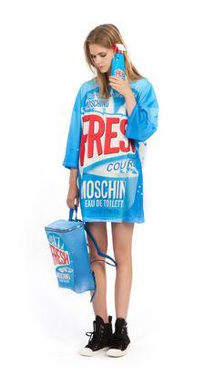 BEM-VINDO AO E.S.P FASHION BLOG BRASIL: Moschino Fresh Couture Eau De Toilette: So Meta!