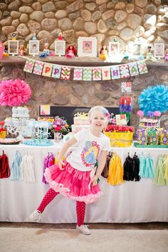Disney Princess Birthday Party Ideas | Photo 1 of 61