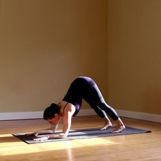 Tone the Arms and Abs With These 3 Yoga Poses