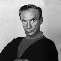 the great character actor, Jonathan Harris. <3 him!