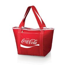 f6470b72f2da0a Topanga Cooler Tote with Coca Cola Logo by Picnic Time - Red Can Storage,  Picnic