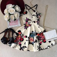 Swans Style is the top online fashion store for women. Shop sexy club dresses, jeans, shoes, bodysuits, skirts and more. Mode Outfits, Dress Outfits, Fashion Dresses, Dance Dresses, Short Dresses, Pretty Dresses, Beautiful Dresses, Mode Instagram, Mode Rockabilly