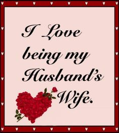 Discover and share Love My Husband Quotes. Explore our collection of motivational and famous quotes by authors you know and love. Husband Wife Love Quotes, Missing My Husband, My Husband's Wife, I Love You Quotes, Husband Love, Best Quotes, Perfect Husband, Awesome Husband, Top Quotes