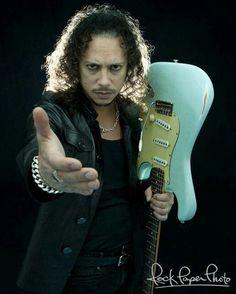 Kirk Hammett ♥♡♥♡
