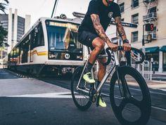 #fixie #fixedgear #bike #fixiebike #bicycle