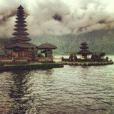 Pura Ulun Danu Bratan in Tabanan, Bali