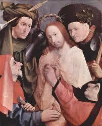 La Coronación de Espinas. El Bosco. Nuevo Testamento.