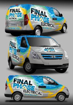 MasterWrap has 57 designs with 525 total likes in their graphic design portfolio on 99designs. What is your favorite?