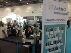 Tea with an Architect at Ecobuild