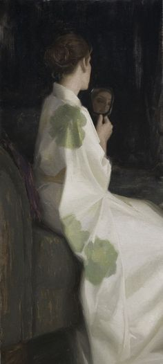 ☂ Paper Lanterns and Parasols ☂ Japonisme Art and Illustration - Aaron Westerberg
