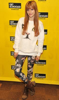 Bella Thorne! She's an awesome atress! And an amzing singer!