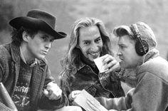 Behind the Scenes of Twin Peaks.